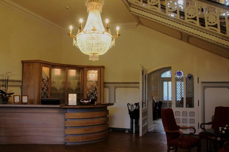 Nostalgisches Hotel, antikes Hotel, Klosterhotel, Harz