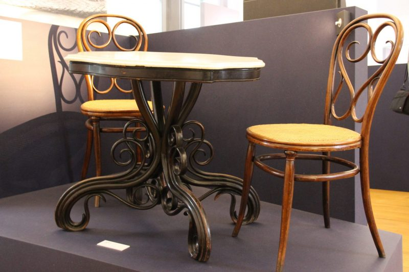 Thonet-Museum in Boppard,