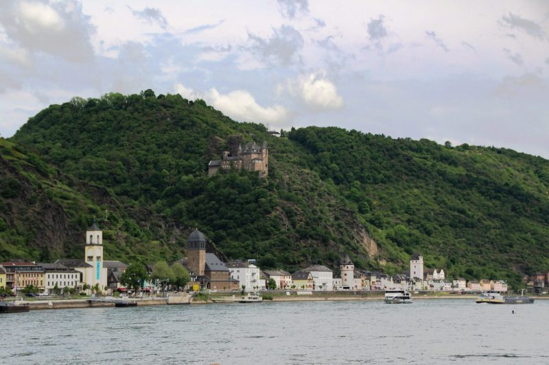 Loreley, Burg in St. Goarshausen
