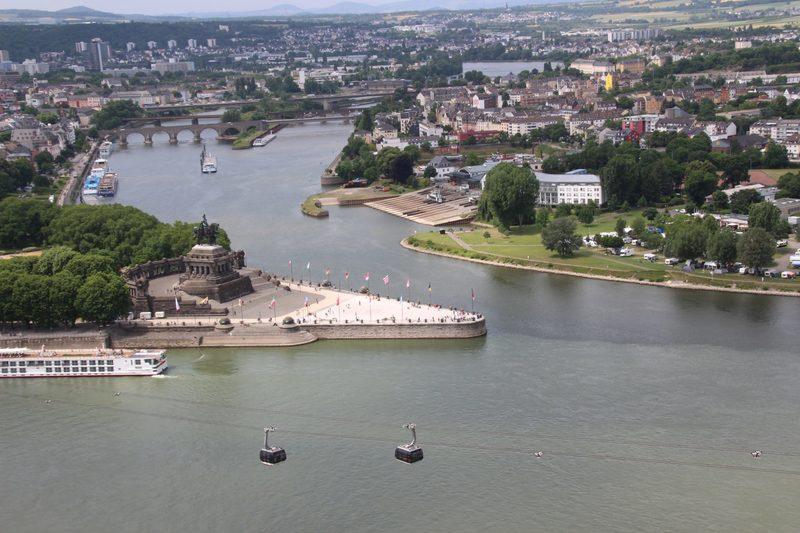 Sehenswürdigkeiten in Koblenz