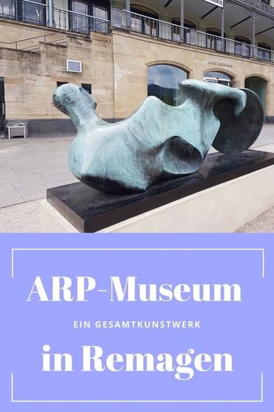 Museum Hans Arp Sophie Täuber-Arp Remagen, Bahnhof Rolandseck, Sehenswürdigkeiten am Mittelrhein