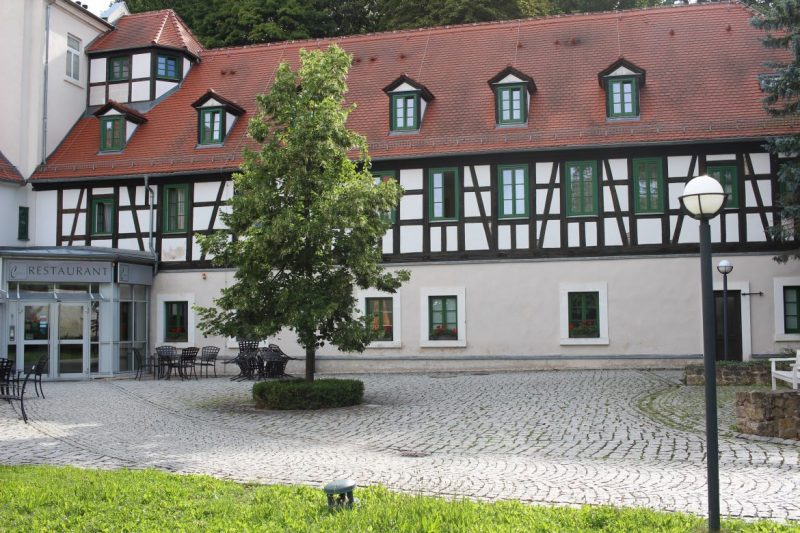 Burg und Schloss Schweinsburg