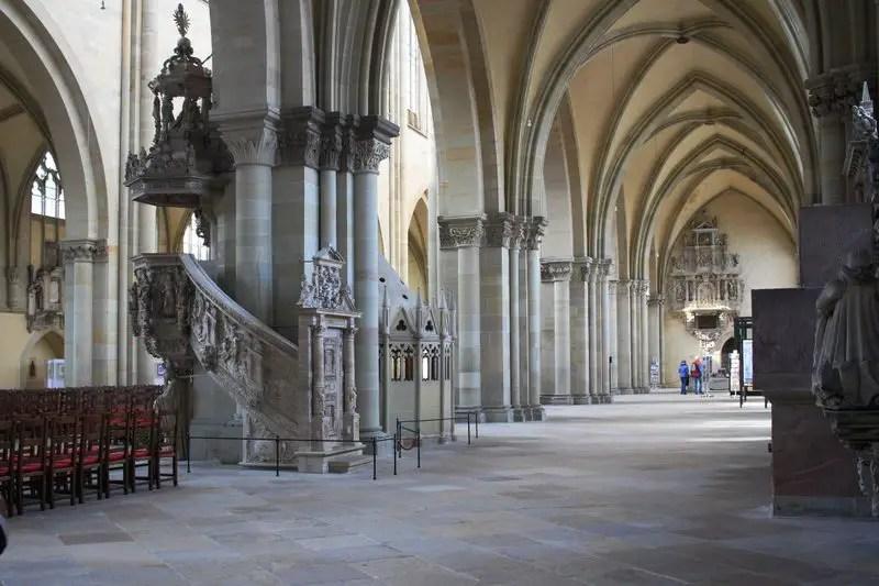 Größte Kirche in Ostdeutschland