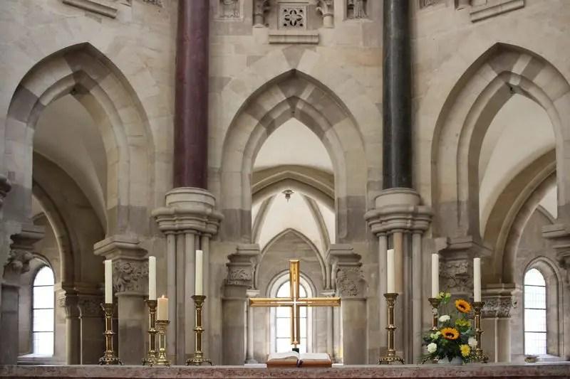 Dom von Magdeburg, zweitgrößter Dom Deutschlands