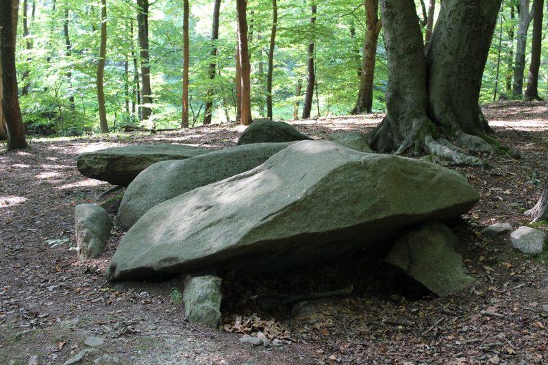 Straße der Megalithkultur, Megalithbauten, Osnabrücker Land