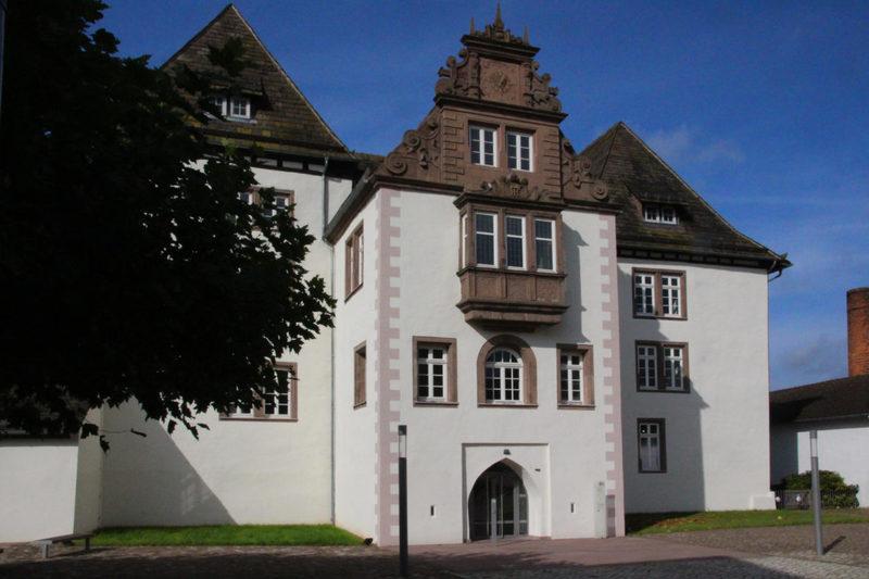 Weserrenaissance, Schloss an der Weser, Schloss Fürstenberg, Porzellanmanufaktur