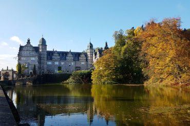 Schlösser der Weser – die Bewohner vom Schloss Hämelschenburg