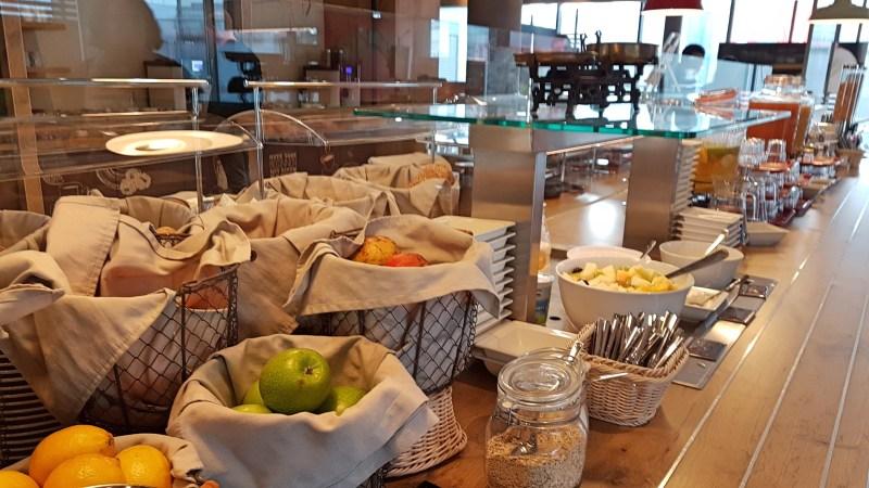 Frühstück im ibis Wien Hauptbahnhof, gutes Frühstücksbuffet in Wien