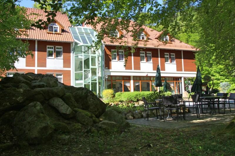 Flair Kurpark-Hotel im Harz, Ilsenburg, Wanderhotel Harz, Wanderhotel am Fuße des Brockens