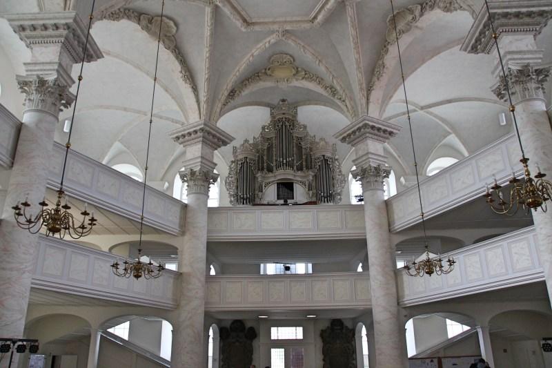 Barockkirche Wolfenbüttel, wichtige Barockkirche in Deutschland