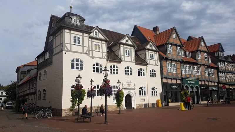 Fachwerkstadt in Niedersachsen, sehenswerte Stadt in Niedersachsen,