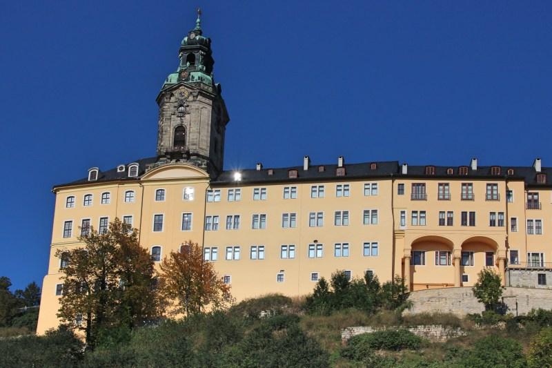 Rudolstadt, Schloss in Thüringen, Rokoko, Sehenswürdigkeiten Thüringen