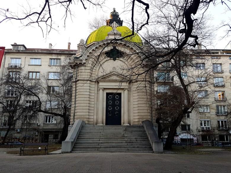 Mausoleum von Battenberg, Fürsten von Bulgarien, Sehenswert in Sofia