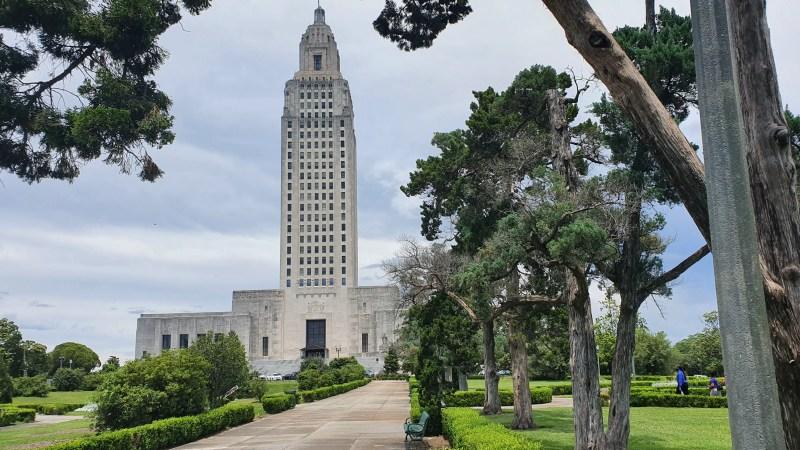 Sehenswürdigkeiten von Baton Rouge, Schöne Städte in Louisiana