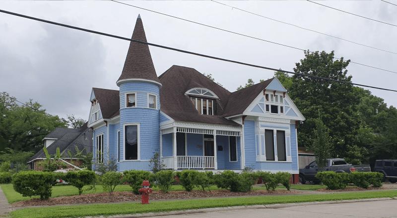 Sehenswert in Lake Charles, schöne Städte in Louisiana