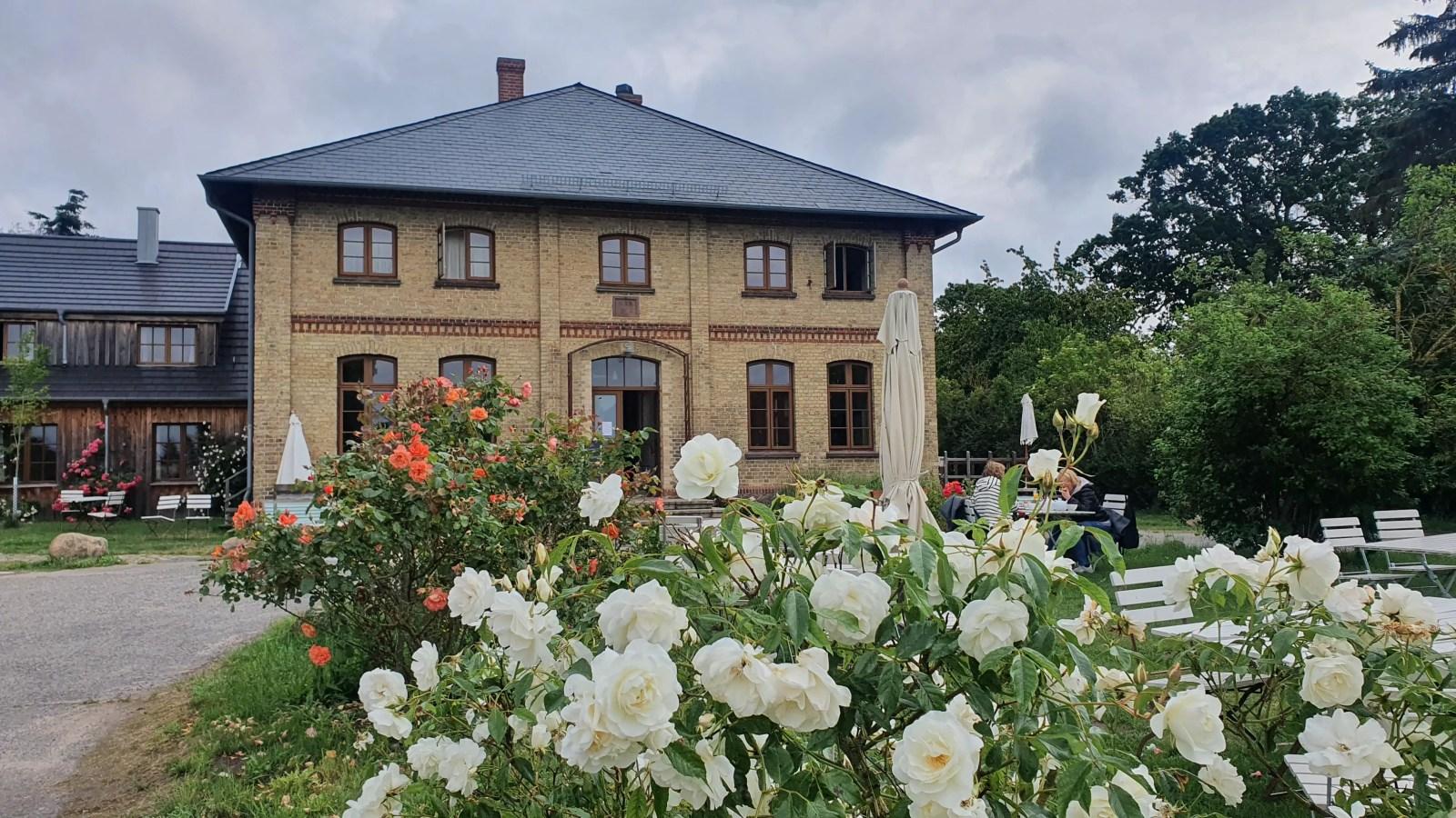 Gutshaus Lexow - ein wunderbarer Ort fürs Übernachten in einem Gutshaus in Mecklenburg-Vorpommern.