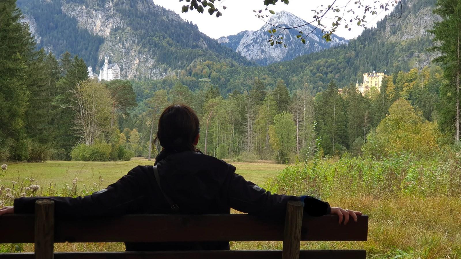 Sehnsuchtsort Schlosspark, Romantische Ausflüge im Allgäu