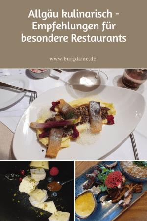 Restaurants im Ostallgäu