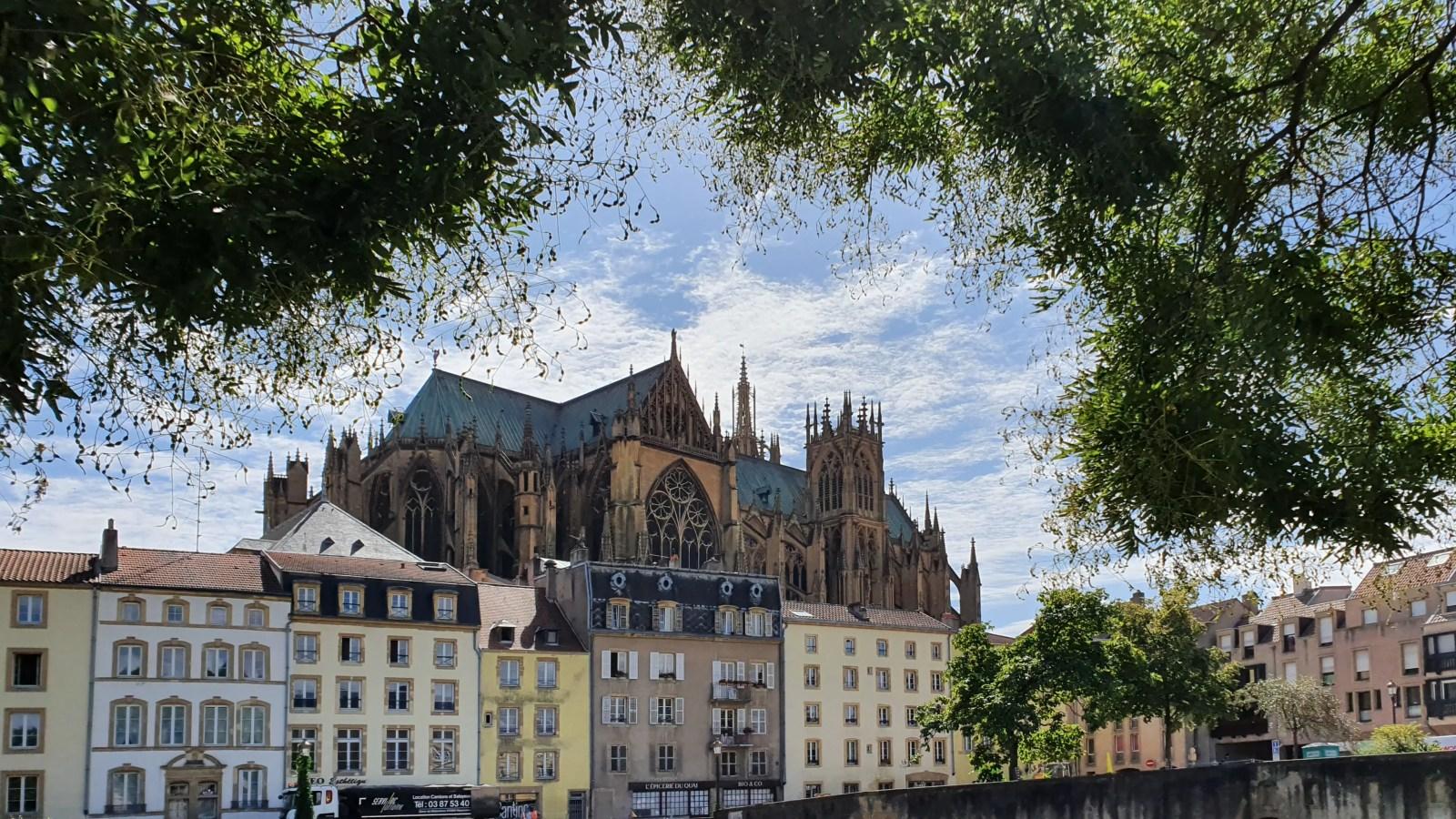 Sehenswürdigkeiten von Metz, Lothringen, Tipps für Lothringen, 2000 Jahre Geschichte