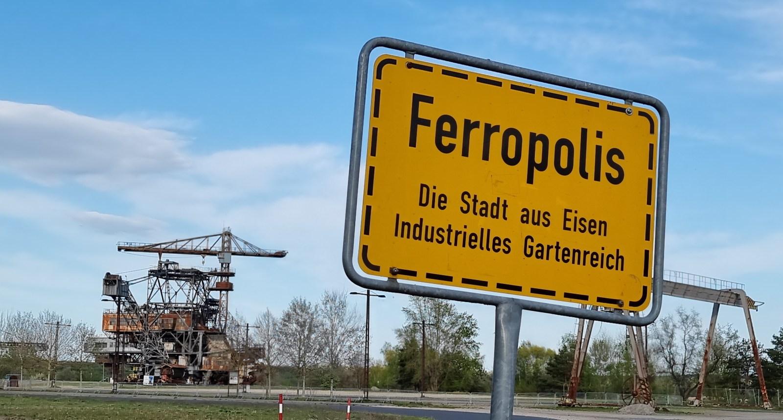 Lost Places in Sachsen-Anhalt, Stadt aus Eisen, postapokalyptische Kulisse, Museum im Grünen, Denkmal der Industriekultur