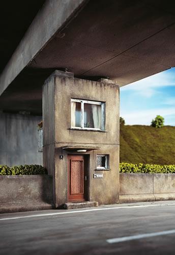 Unter der Brücke © Frank Kunert