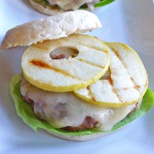 brie burger