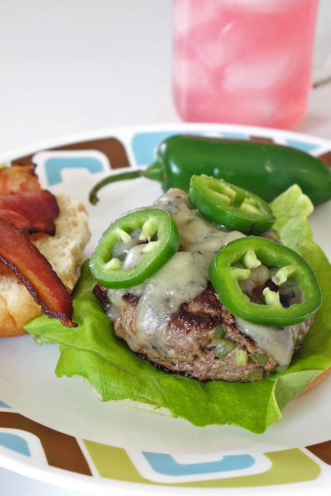 Jalapeno Burger | burgerartist.com