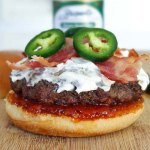 jalapeno cream cheese burger