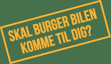 Burger Bomben Levering