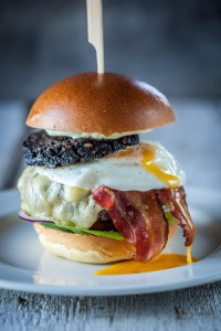 Best Gourmet Burgers in Cornwall at the Burgers & Fish restaurant in Padstow