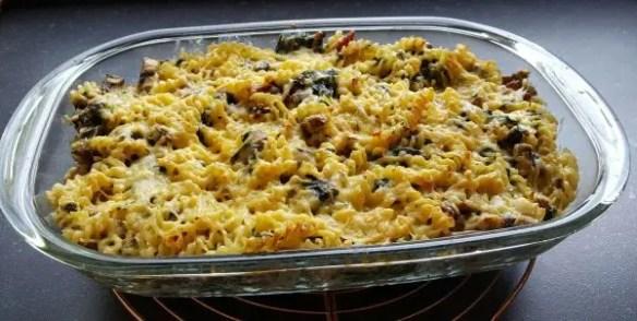 pasta boursin, recept voor pasta met boursin cuisine. Lekker snel en makkelijk