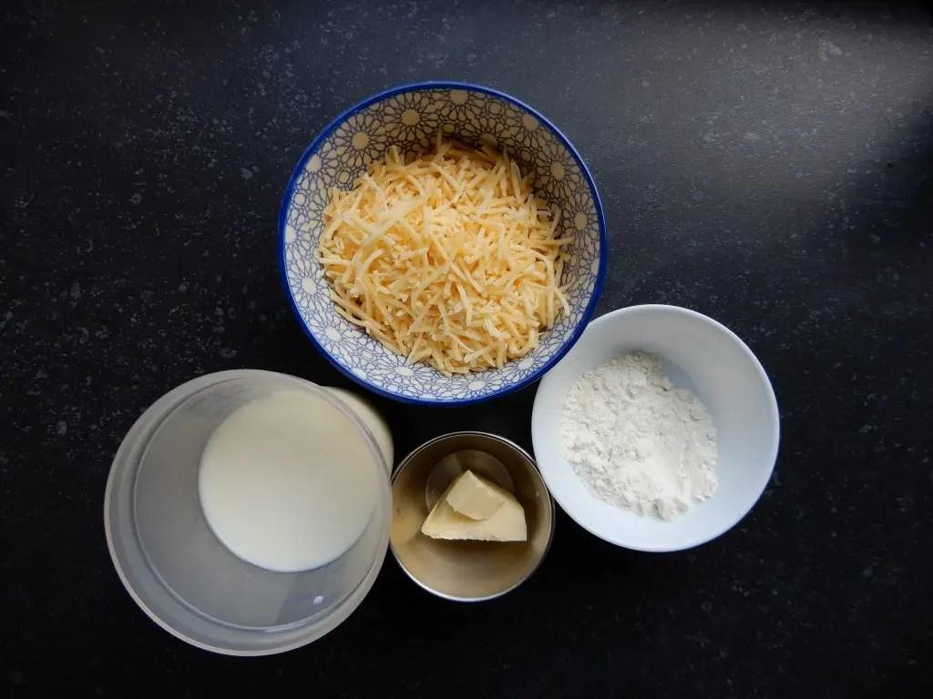 bloemkoolschotel met kaassaus recept BurgertrutjesNL