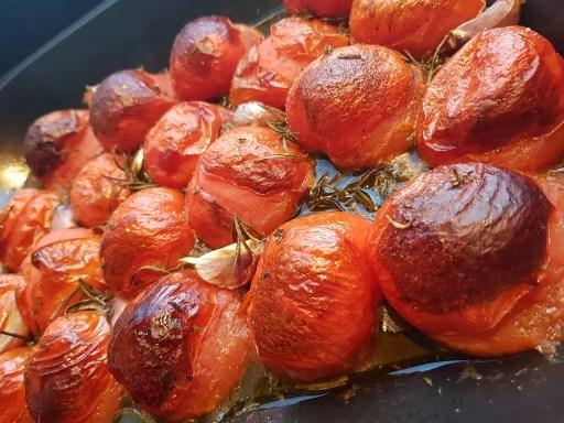 geroosterde tomaten soep zelf maken zonder pakjes en zakjes