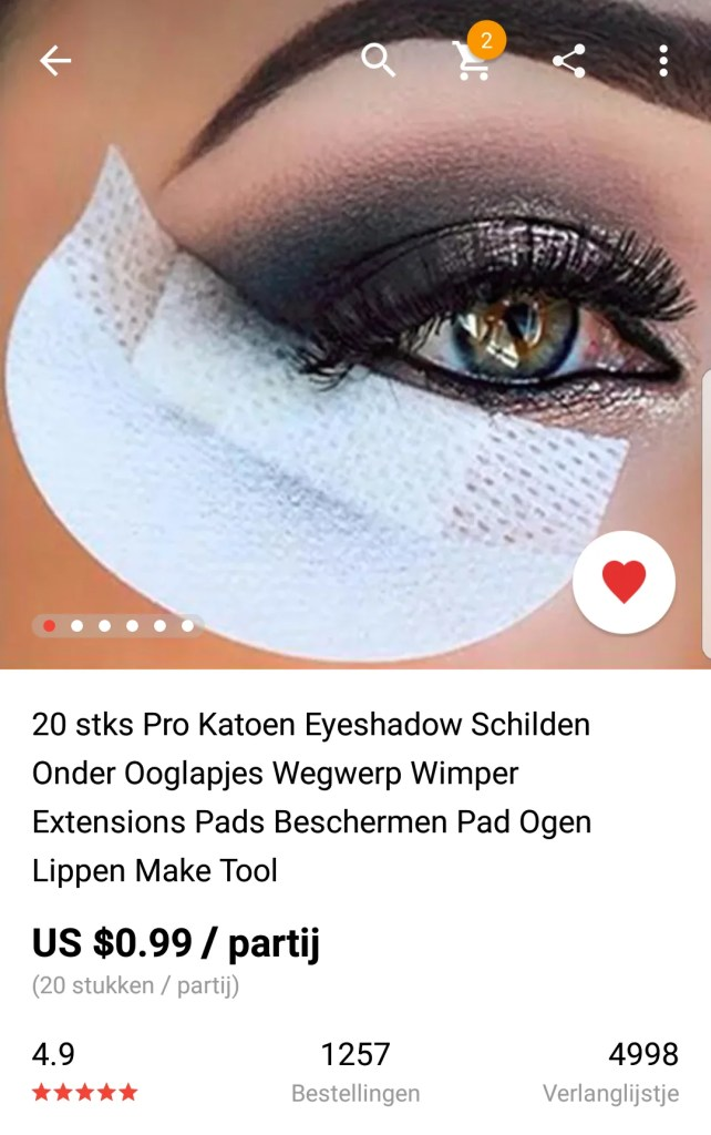 Shoplog Aliexpress voorjaar 2018