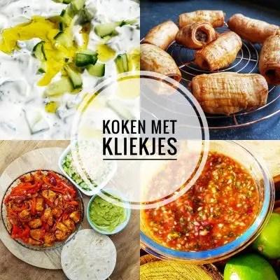 kliekjes opmaken, restjes opmaken, koken met kliekjes, restjes groente, restje vlees