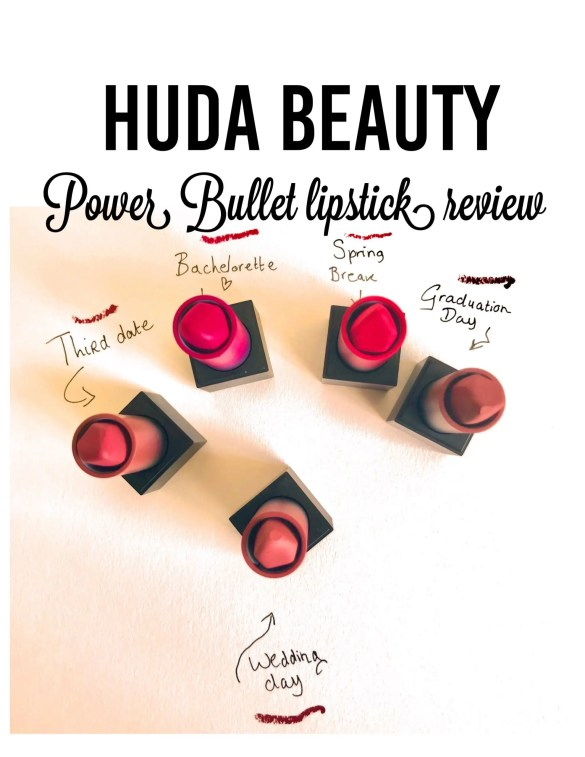 huda beauty lipstick