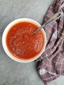 Recept tomatensoep uit de slowcooker