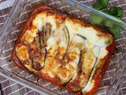 Recept Melanzane alla Parmigiana aubergine uit de oven