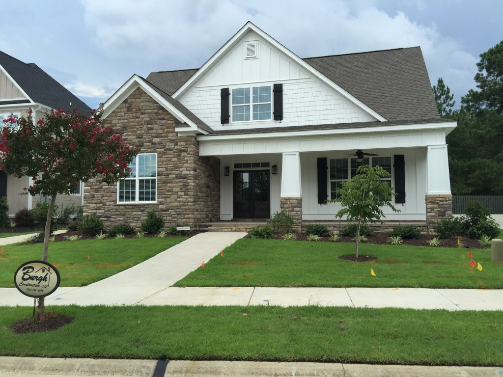 the Charleston - Burgh Custom Homes - Lot 36 Grenelefe