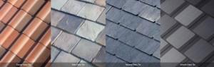 TESLA Roofing System