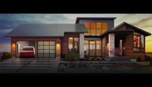 Beautiful Solar Roof