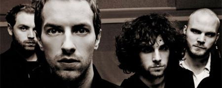 Coldplay have just released their new single, Violet Hill