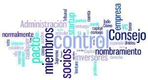 control ,startups ,pacto de socios,