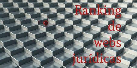 ranking de webs juridicas
