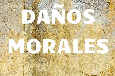 DAÑOS MORALES
