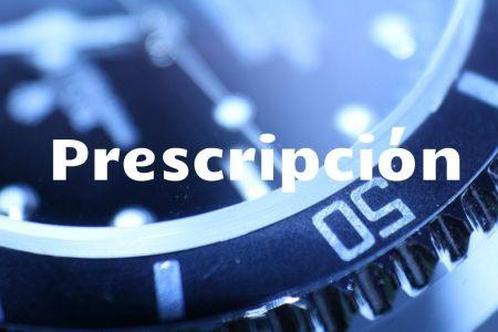 prescripcion