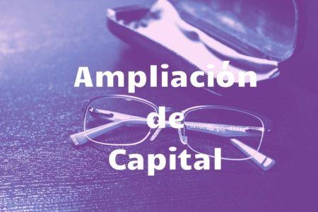 ampliacion de capital