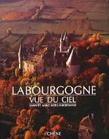 aerial views of burgundy