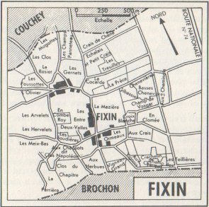 1930s Vineyard map