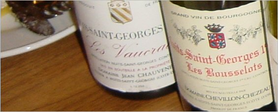two nuits st georges